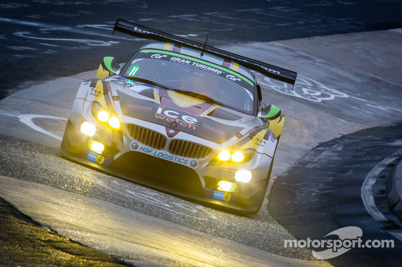#26 Marc VDS Racing BMW Z4 GT3 (SP9): Maxime Martin, Andrea Piccini, Yelmer Buurman