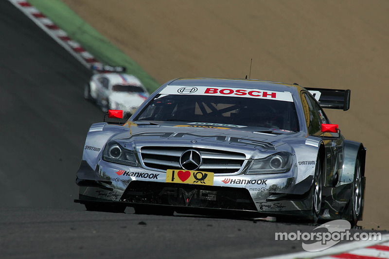 Christian Vietoris, HWA, DTM Mercedes AMG C-Coupe