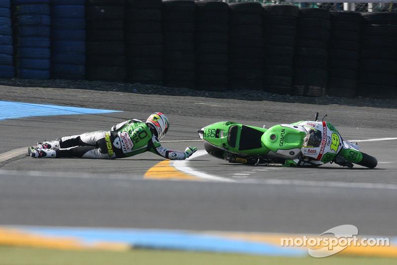 Alvaro Bautista, Go & Fun Honda Gresini in de problemen