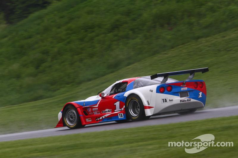 Simon Gregg, Chevrolet Corvette
