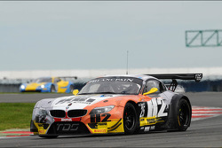 #25 Thiriet by TDS Racing BMW Z4: Henry Hassid, Ludovic Badey