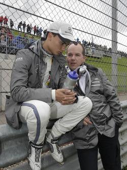 Pascal Wehrlein, Mercedes AMG DTM-Team Mücke DTM Mercedes AMG C-Coupe