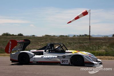 Romain Dumas test het Norma prototype