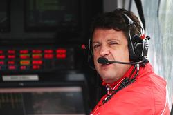 Dave O'Neill, manager da Marussia F1 Team
