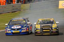 Rob Austin, Wix Racing and Jeff Smith, Pirtek Racing
