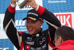 3rd position Robert Huff, SEAT Leon WTCC, ALL-INKL.COM Munnich Motorsport
