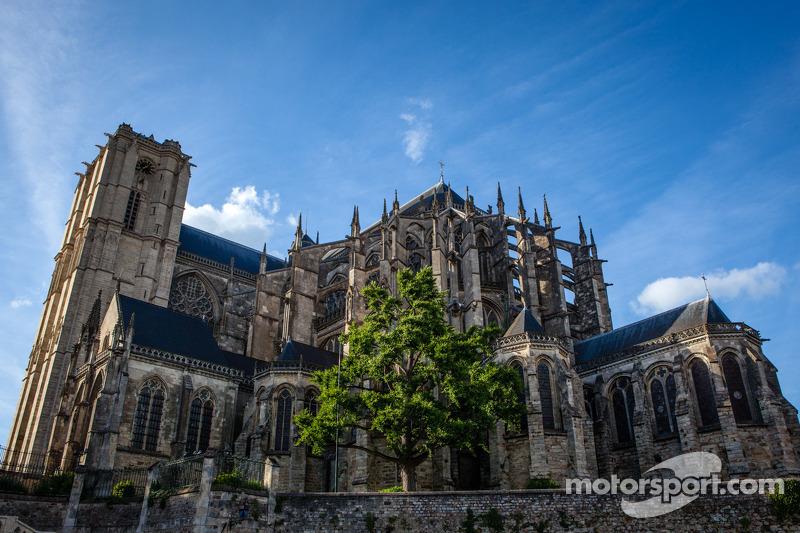 Cathédrale Saint-Julien in Le Mans