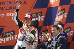 Third place Marc Marquez, Repsol Honda Team