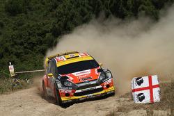 Martin Prokop and Jan Tomanek, Ford Fiesta WRC