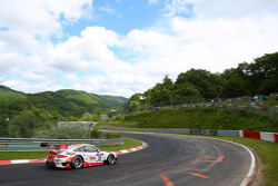 Patrick Huisman, Sabine Schmitz, Klaus Abbelen, Frikadelli Racing, Porsche 911 GT3 R