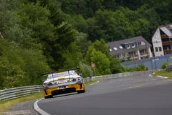 Jan Seyffarth, Nico Bastian, Rowe Racing, Mercedes Benz SLS AMG GT3