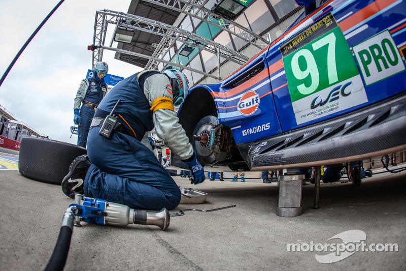 Aston Martin Racing teamlid