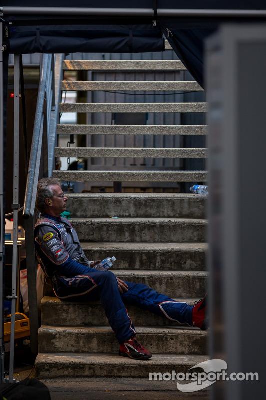 Descansar é difícil de fazer em Le Mans