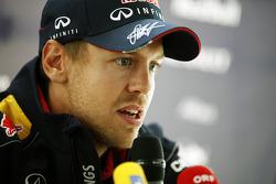 Sebastian Vettel, Red Bull Racing.