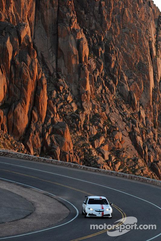 #64 Acura TL: Brian Shanfield