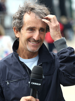 Alain Prost, consultor do Canal+