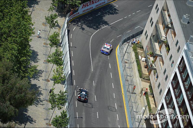Charles Ng, Chevrolet Cruze 1.6T, Nika Racing