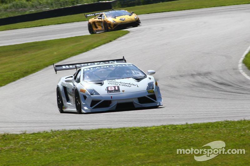 #81 8Star Motorsports: Peter Aronson