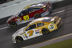 Dave Blaney and Scott Speed