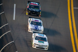 Joey Gase, Dexter Stacey and Kasey Kahne