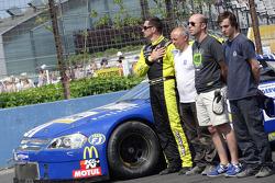 Domingo ELITE corrida grid – Max Papis