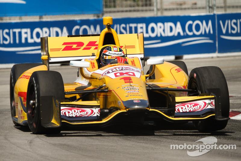 Ryan Hunter-Reay, Andretti Autosport Chevrolet1
