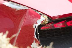 Guigaro Parcour, Crash