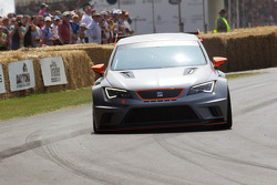Jordi Gene, Seat Leon Cup Racer