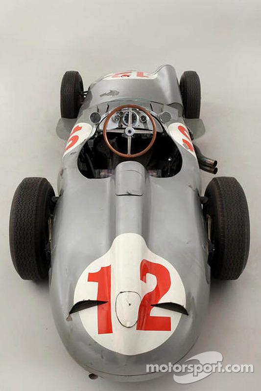 De Juan Manuel Fangio 1954 Mercedes-Benz W196R