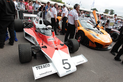 A McLaren M23