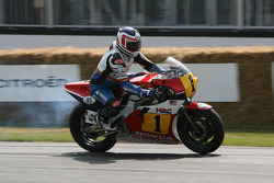 Freddie Spencer, Honda NSR 500