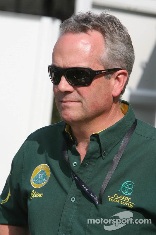 Clive Chapman