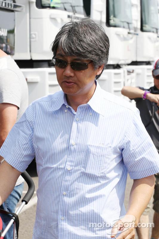 Taki Inoue, ex-piloto de F1