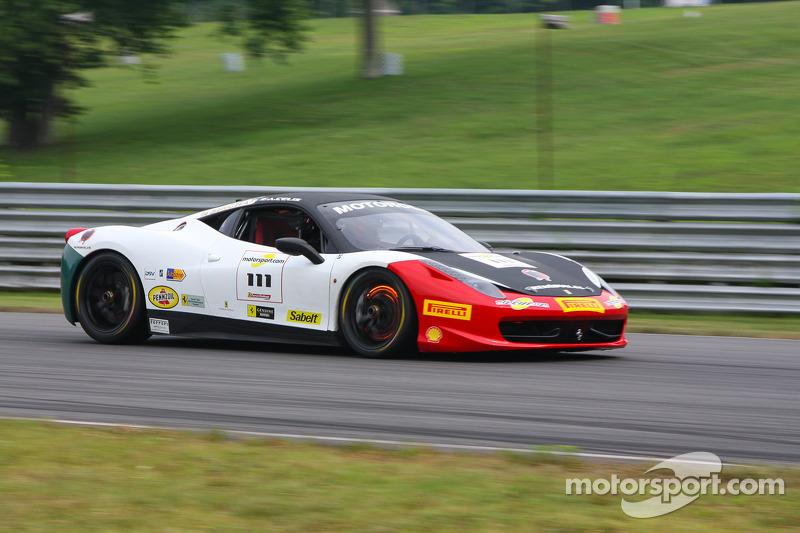 #111 Ferrari 458