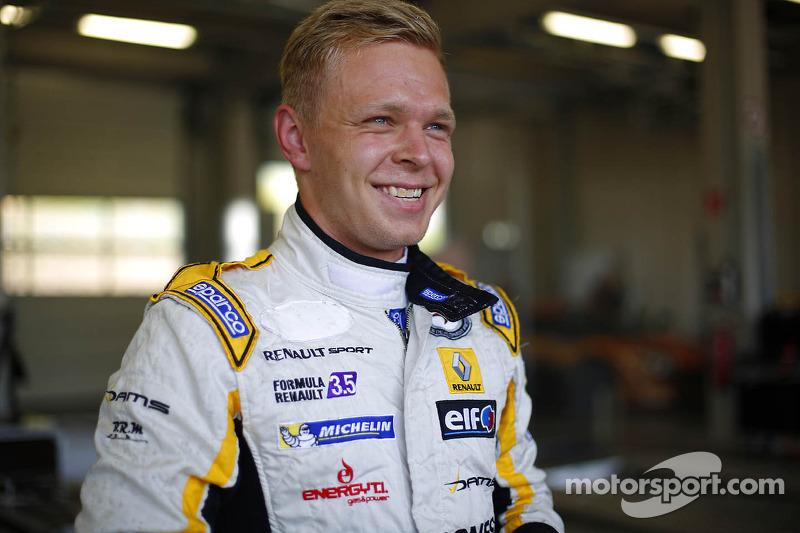 Kevin Magnussen (2012-2013)