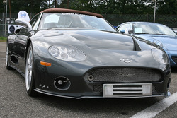 The Dutch Spyker C12