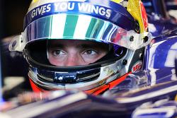 Jean-Eric Vergne, Scuderia Toro Rosso STR8