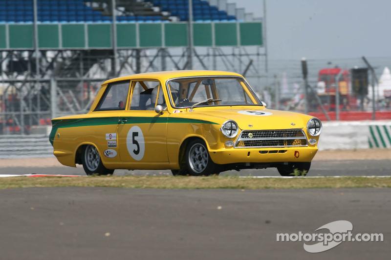 Carlos Monteverde/Gary Pearson, Ford Lotus Cortina