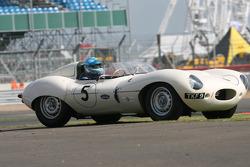 Монтеверде / Пірсон, Jaguar D-Type