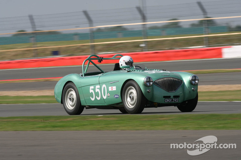 Corfield/Welch, Austin-Healey 100/4