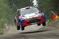 Robert Kubica e Maciek Baran, Citroën DS3 WRC