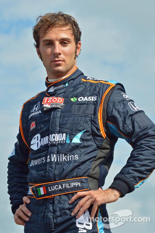 Luca Filippi, Bryan Herta Autosport com Curb-Agajanian