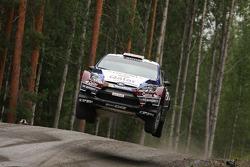 Mads Ostberg e Jonas Andersson, Ford Fiesta RS WRC, Qatar M-Sport World Rally Team