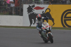 Leon Camier Concedes to the Rain