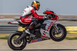 Sexta-feira Superbike classificação