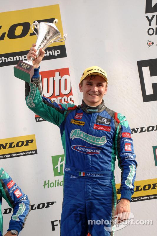 Etapa 18 terceiro lugar Aron Smith