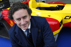 Alejandro Agag, CEO, Formula E Holdings, Formula E China Racing presentation