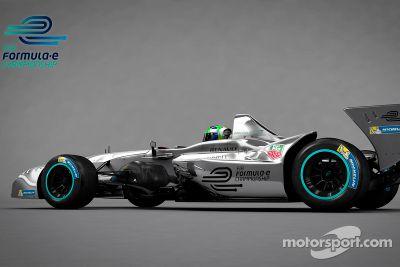 Формула э: презентация новой машины