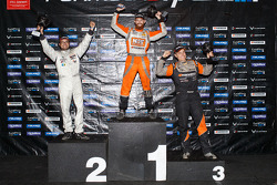 Winner Chris Forsberg, second place Michael Essa, third place Fredric Aasbo