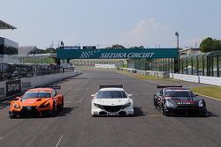 Lexus, Honda e Nissan concorrentes para 2014